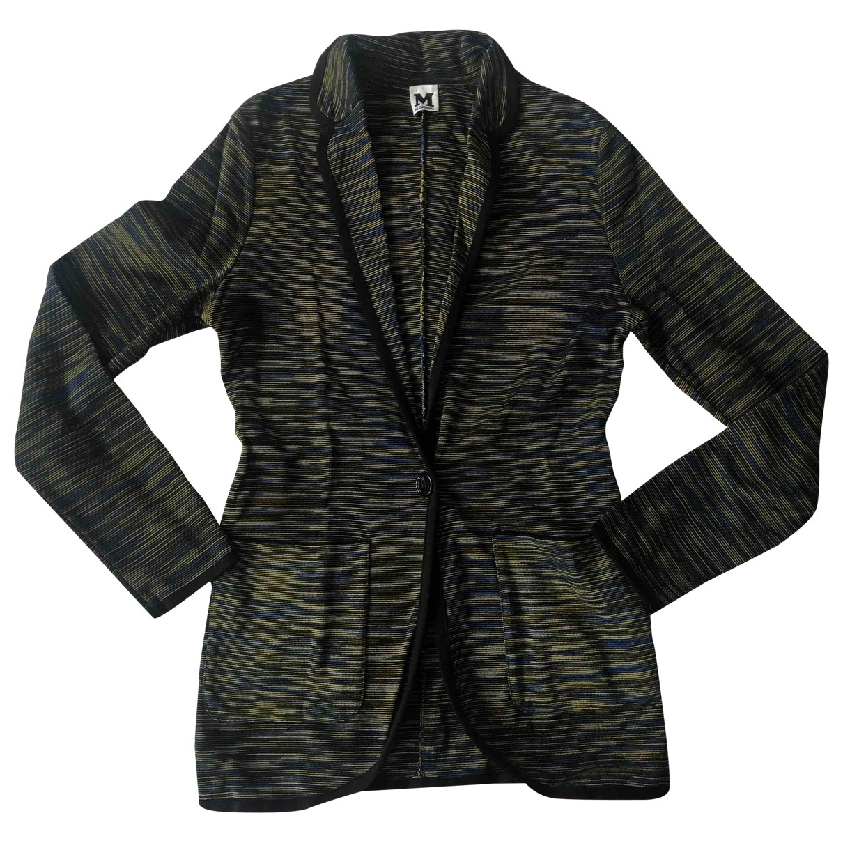 M Missoni \N Green Cotton jacket for Women 44 IT