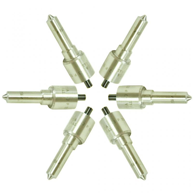 BD Diesel 1075853 Injector Nozzle Set - Dodge 5.9L Cummins 2004.5-2007 - Stage 4 180 HP / 93% Dodge 2004-2007 5.9L 6-Cyl