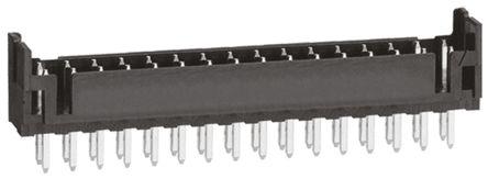 Hirose , DF11, 32 Way, 2 Row, Straight PCB Header (100)