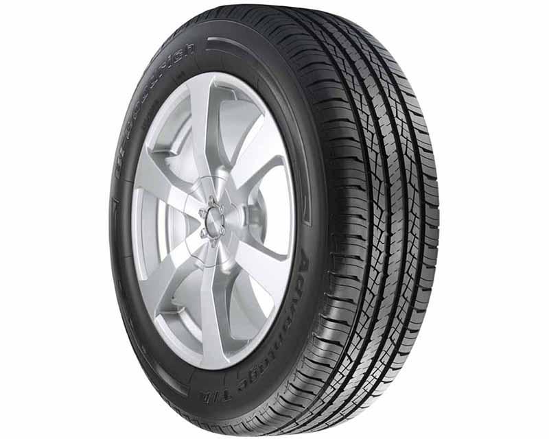 BFGoodrich 96542 Advantage T/A 225/55R18 98H Tire