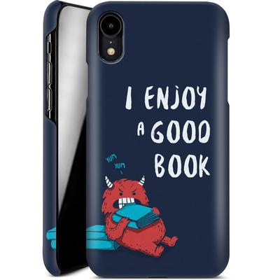 Apple iPhone XR Smartphone Huelle - Good Book von Little Clyde