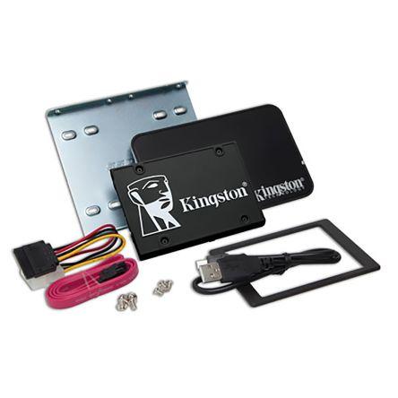 Kingston KC600 2.5 in 256GB Upgrade Kit