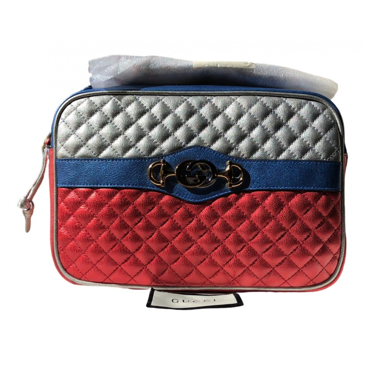 Gucci Laminated Multicolour Leather handbag for Women \N