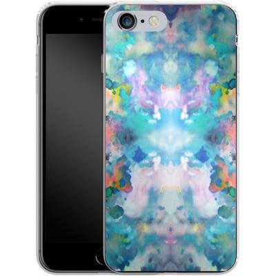 Apple iPhone 6s Plus Silikon Handyhuelle - Paint Splatter von caseable Designs