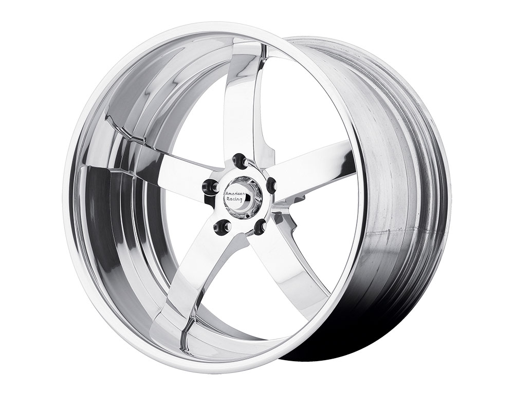 American Racing Forged VF495 Wheel 26x12 Blank +0mm Polished