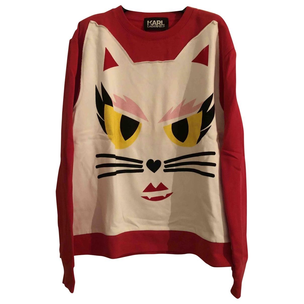 Karl Lagerfeld \N Multicolour Cotton Knitwear for Women M International