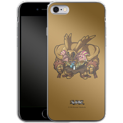 Apple iPhone 6 Silikon Handyhuelle - Exodia The Forbidden One SD von Yu-Gi-Oh!