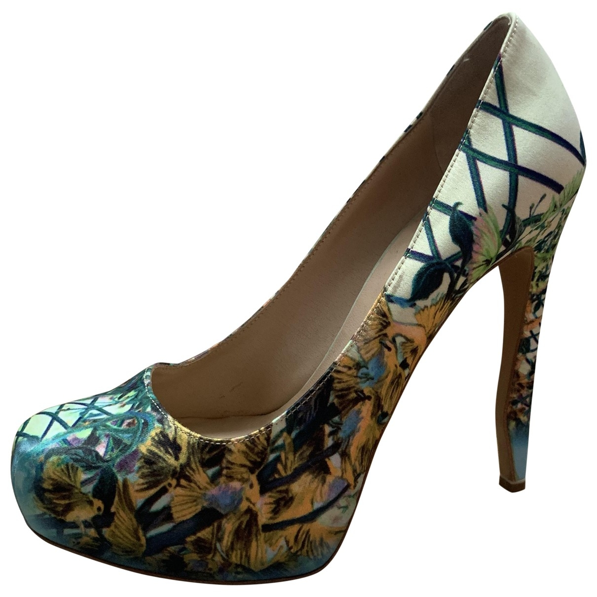 Nicholas Kirkwood \N Multicolour Heels for Women 37 EU