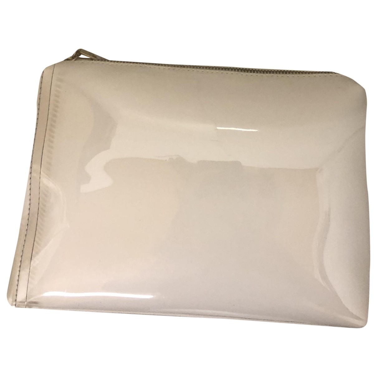 Staud Shirley White handbag for Women \N