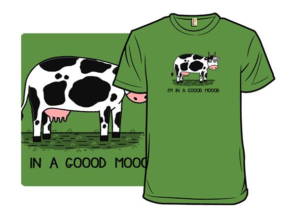 Good Moood T Shirt