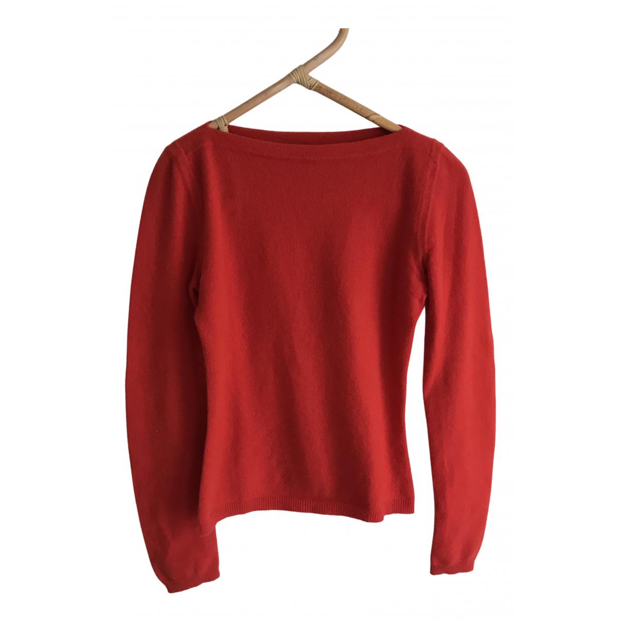 Strenesse - Pull   pour femme en cachemire - rouge