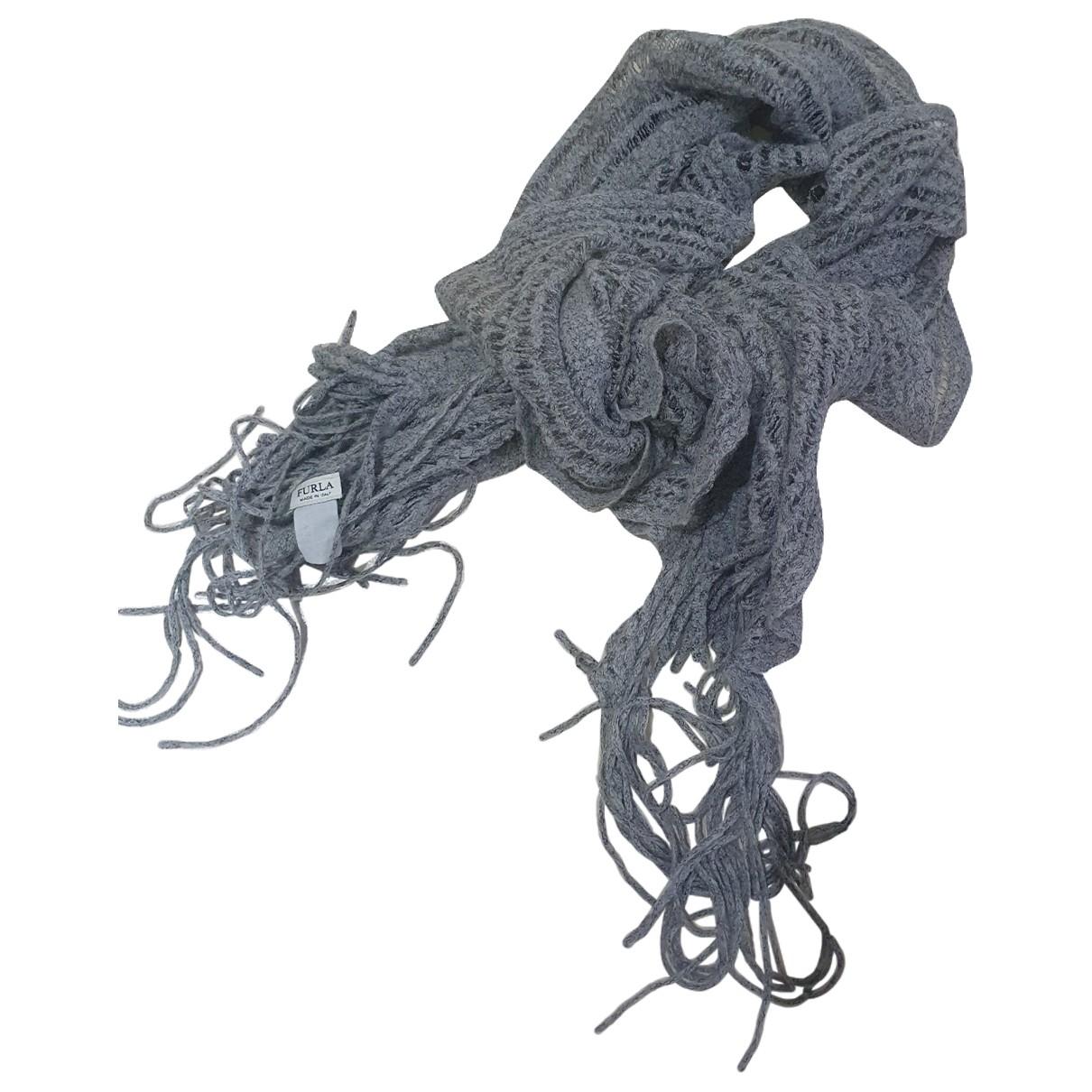 Furla \N Grey scarf for Women \N