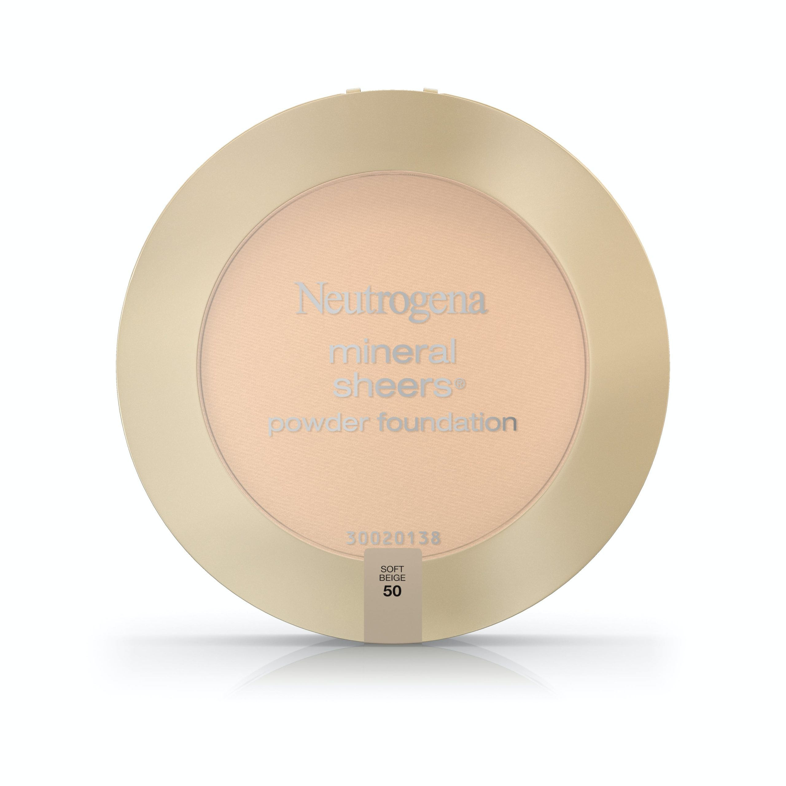 Mineral Sheers Compact Powder Foundation - Soft Beige
