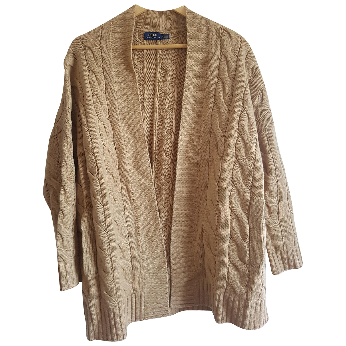 Polo Ralph Lauren \N Pullover in  Beige Wolle