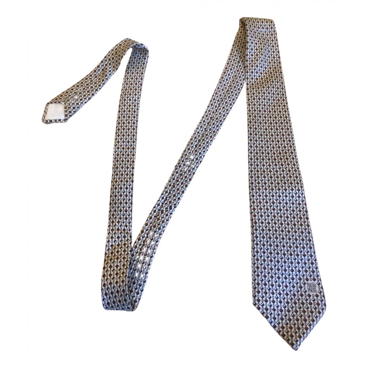 Nina Ricci \N Krawatten in  Bunt Seide