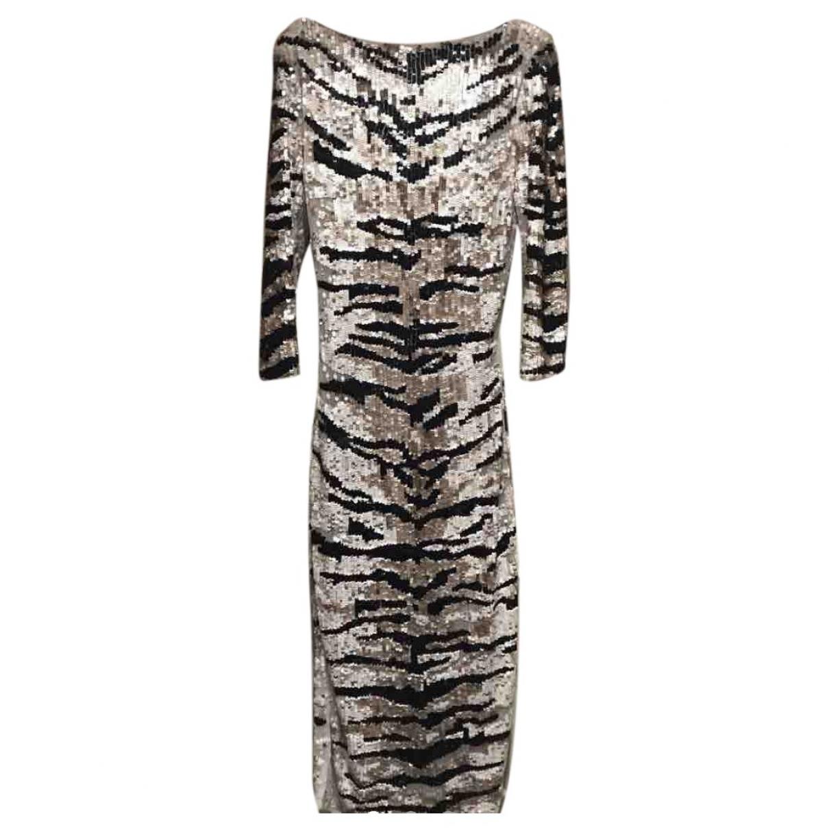 Elisabetta Franchi \N Glitter dress for Women 42 IT