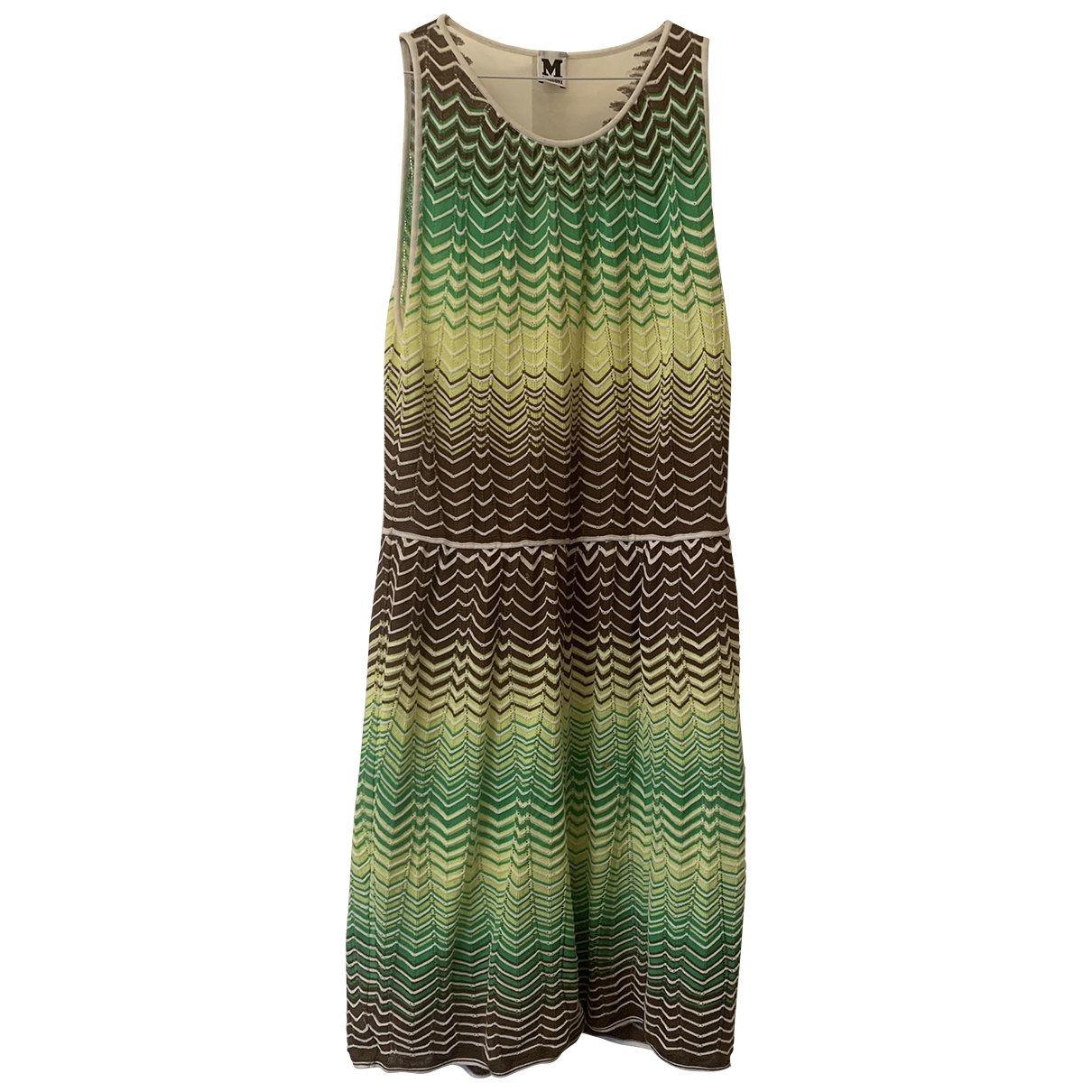 M Missoni \N Cotton dress for Women 48 IT