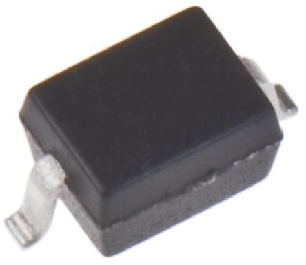 ON Semiconductor , 33V Zener Diode 300 mW SMT 2-Pin SOD-323 (3000)