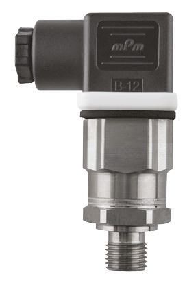 Jumo Pressure Sensor for Air , 10bar Max Pressure Reading Analogue