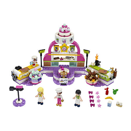 Lego Friends 41393 Baking Competition, One Size , No Color Family