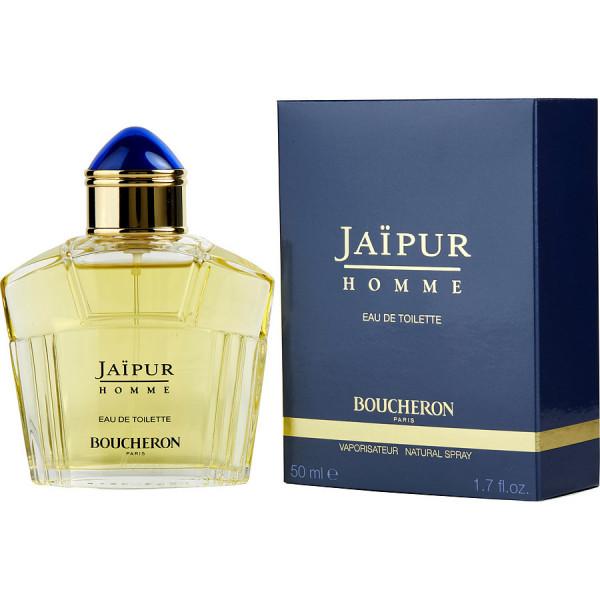 Boucheron - Jaïpur Homme : Eau de Toilette Spray 1.7 Oz / 50 ml