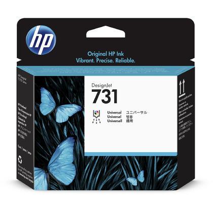 HP 731 P2V27A tête d'impression DesignJet originale