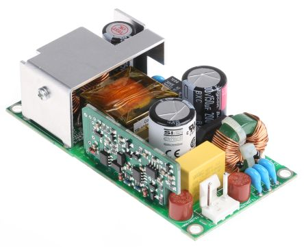 TRACOPOWER , 100W Embedded Switch Mode Power Supply SMPS, 24V dc, Open Frame