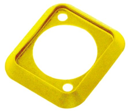 Neutrik Sealing Gasket, OpticalCON for use with OpticalCON D-Shape Chassis Connectors