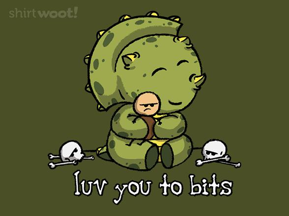 Bits & Pieces T Shirt