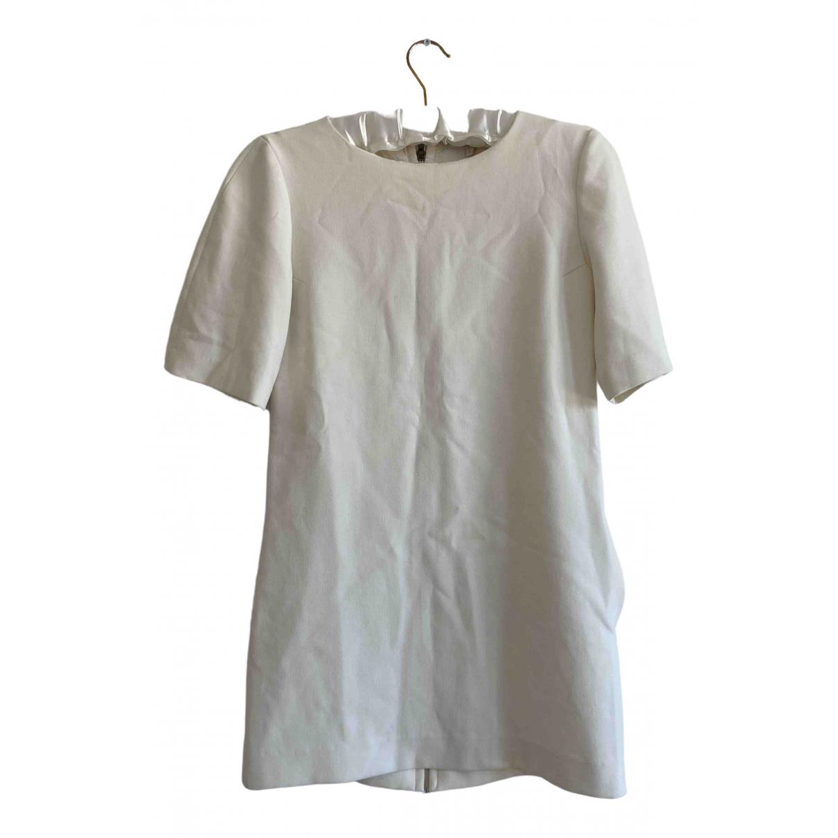 Maje \N Ecru dress for Women 1 0-5