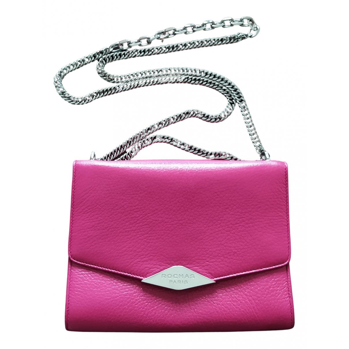 Rochas \N Handtasche in Leder