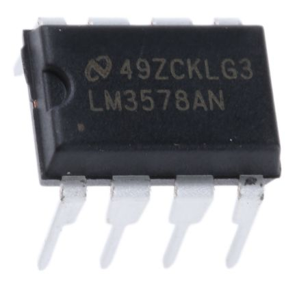 Texas Instruments , LM3578AN/NOPB Step-Down Switching Regulator, 1-Channel 750mA Adjustable 8-Pin, MDIP