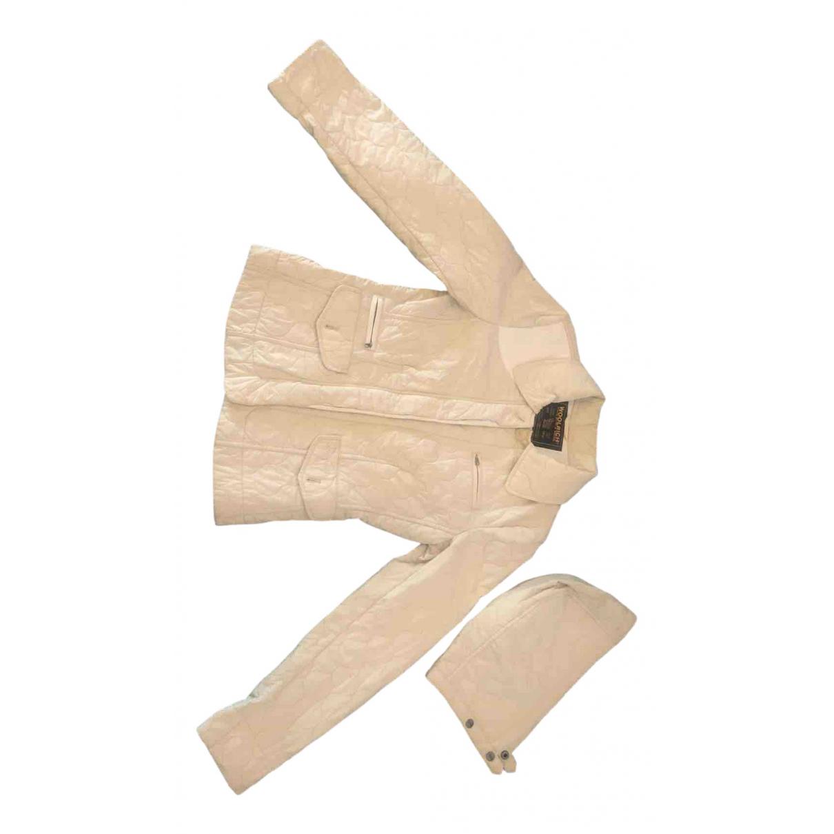 Woolrich \N Beige coat for Women M International