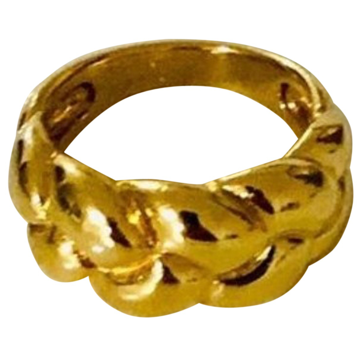 Van Cleef & Arpels N Yellow Yellow gold ring for Women 50