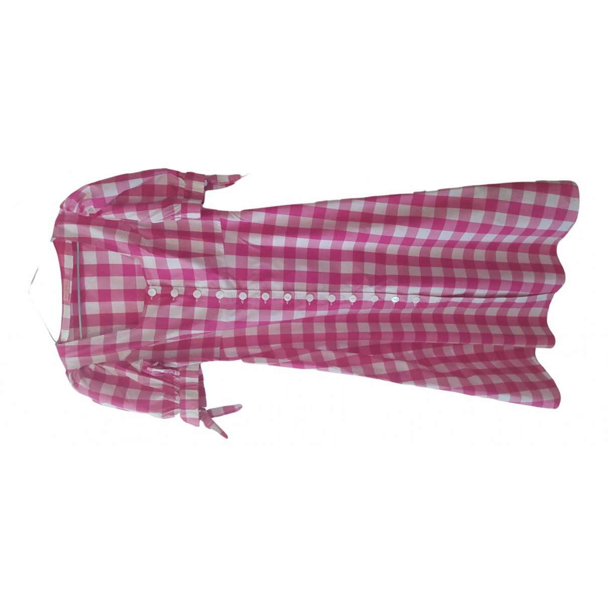 Kitri \N Kleid in  Rosa Baumwolle