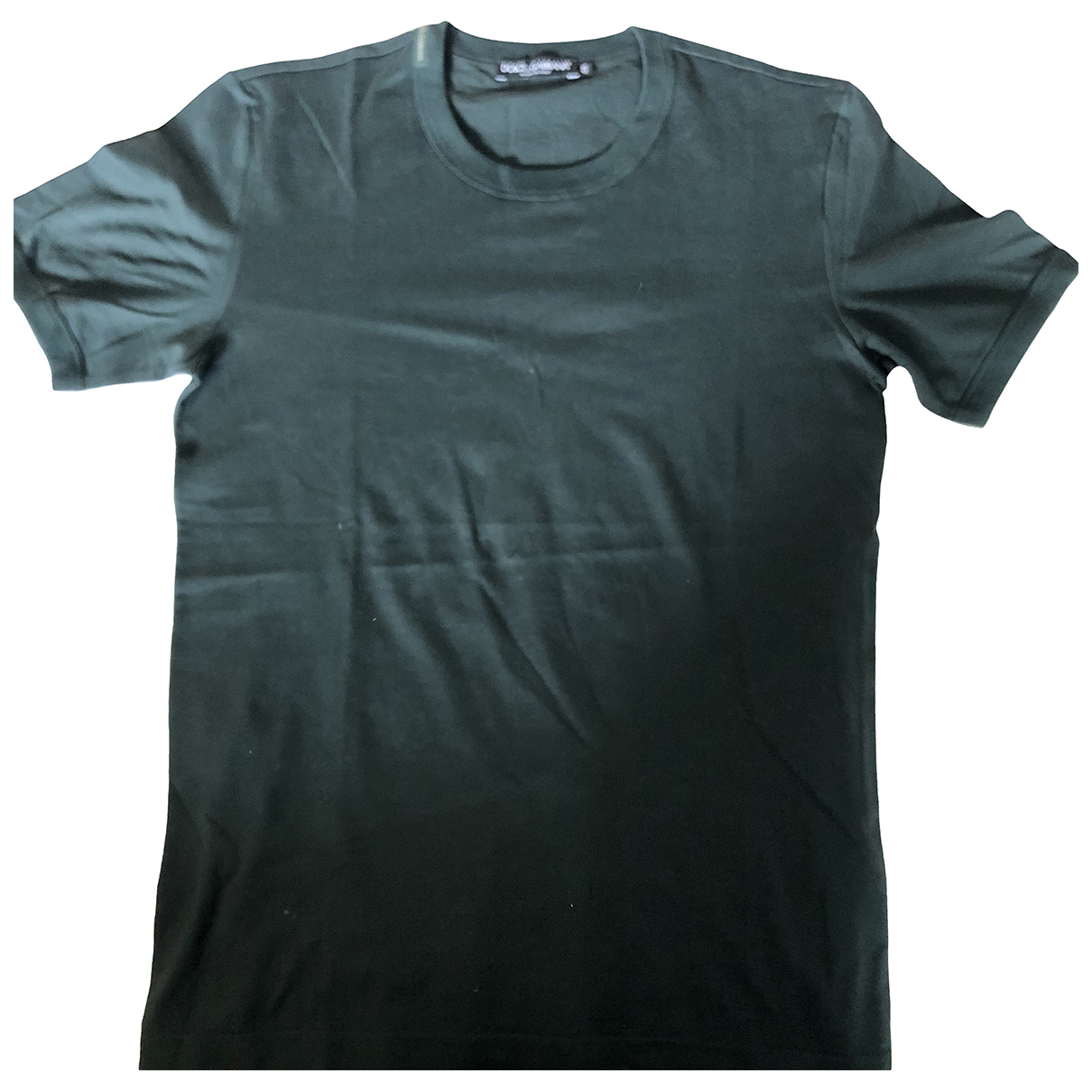 Dolce & Gabbana \N Green Cotton T-shirts for Men M International