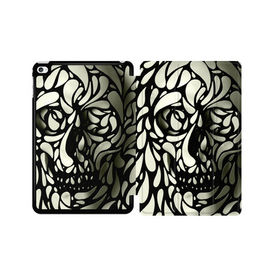 Apple iPad mini 4 Tablet Smart Case - Skull von Ali Gulec
