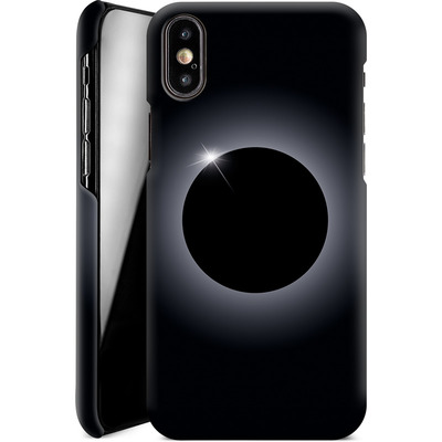 Apple iPhone X Smartphone Huelle - Eclipse von caseable Designs