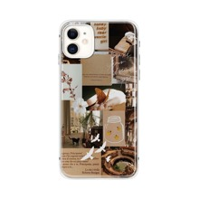 Aesthetic Collage Pattern Phone Case