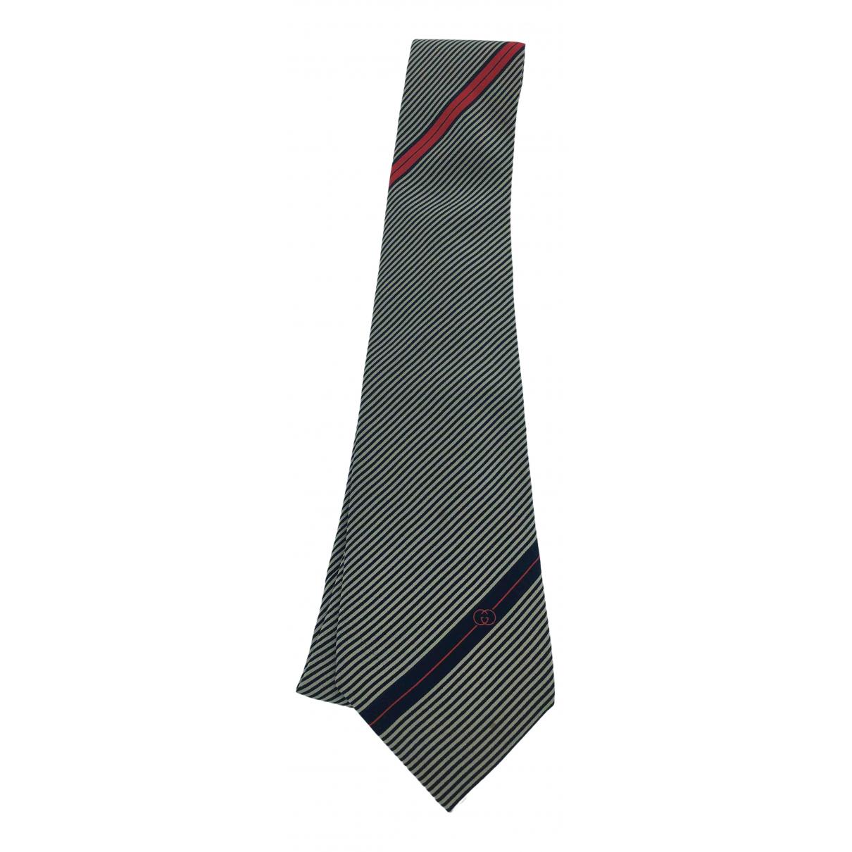 Gucci \N Krawatten in Seide