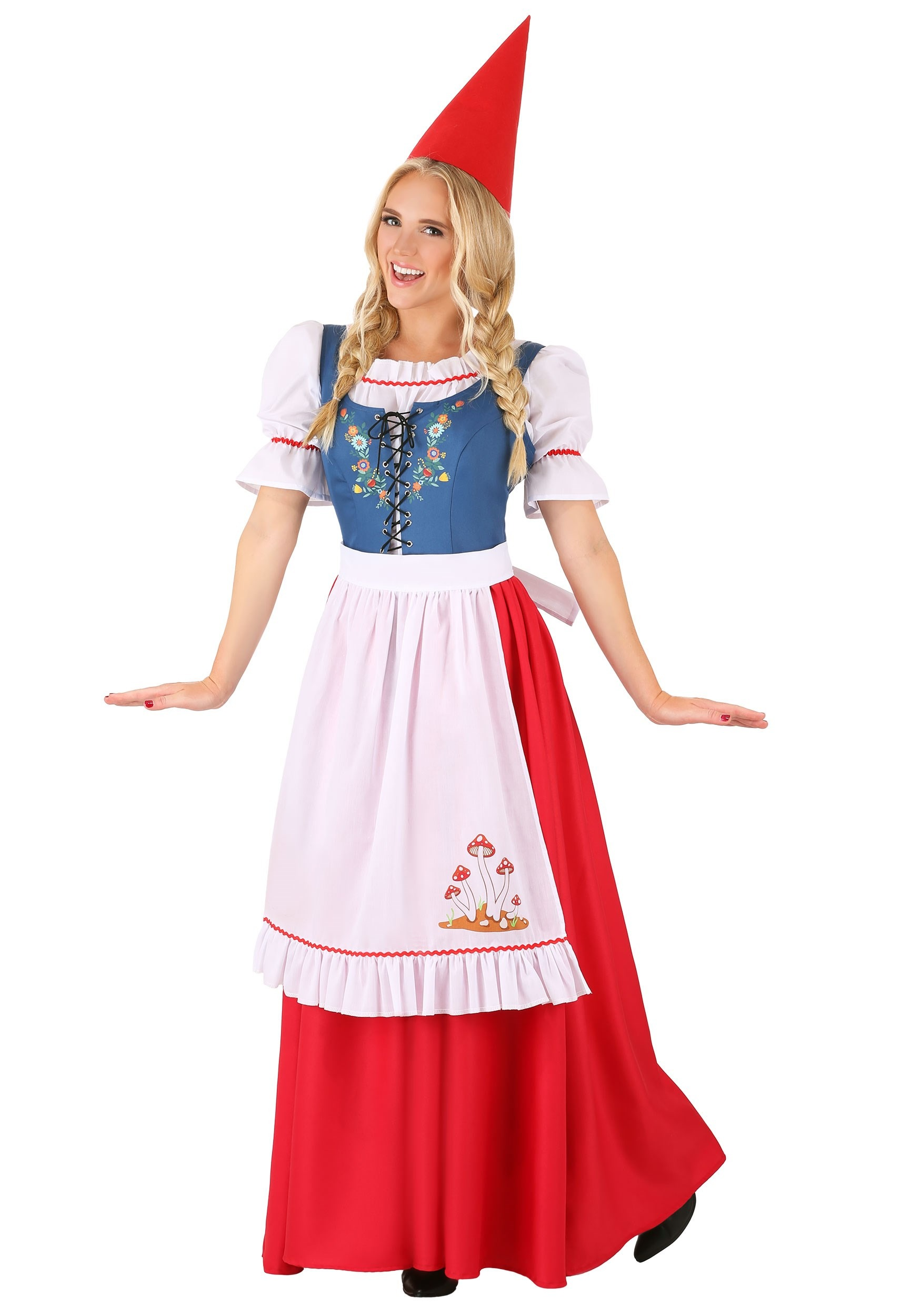 Garden Gnome Women's Costume
