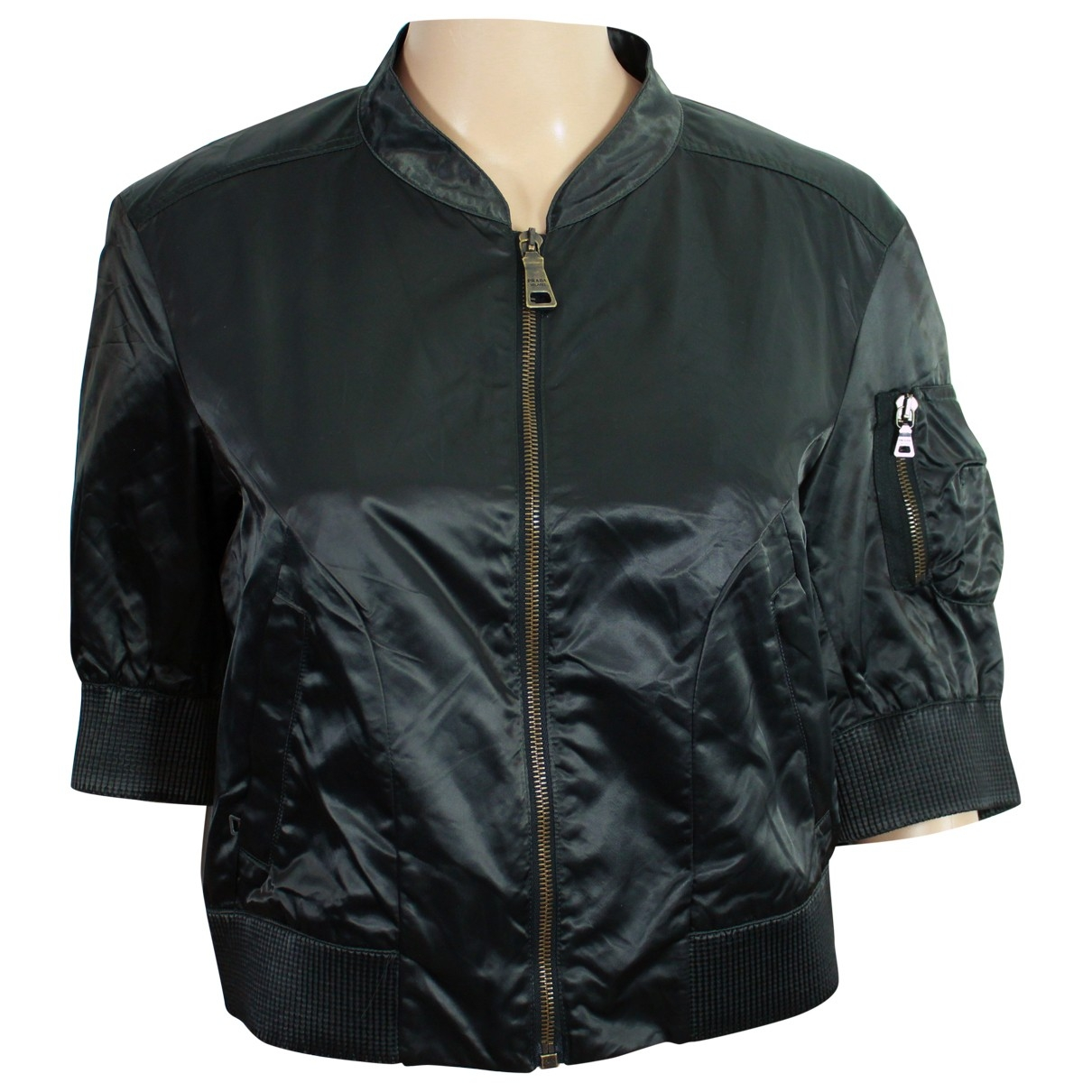 Prada \N Khaki jacket for Women 42 IT