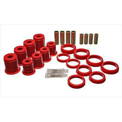 Energy Suspension Control Arm Bushing Set (Red) - 2.3102R