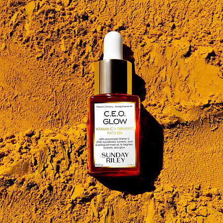 SUNDAY RILEY C.E.O Glow Vitamin C + Turmeric Face Oil, One Size , Multiple Colors