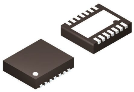 Microchip , MIC3385YHL-TR Step-Down Switching Regulator, 1-Channel 600mA Adjustable 14-Pin, MLF (2)