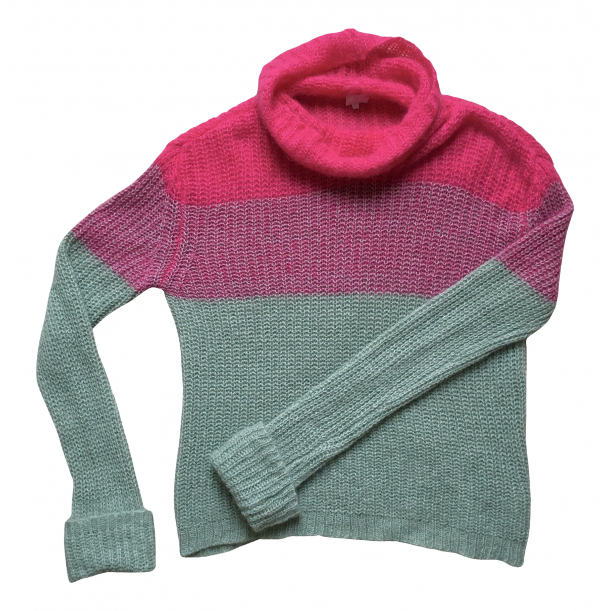 Lala Berlin \N Pullover in  Bunt Wolle