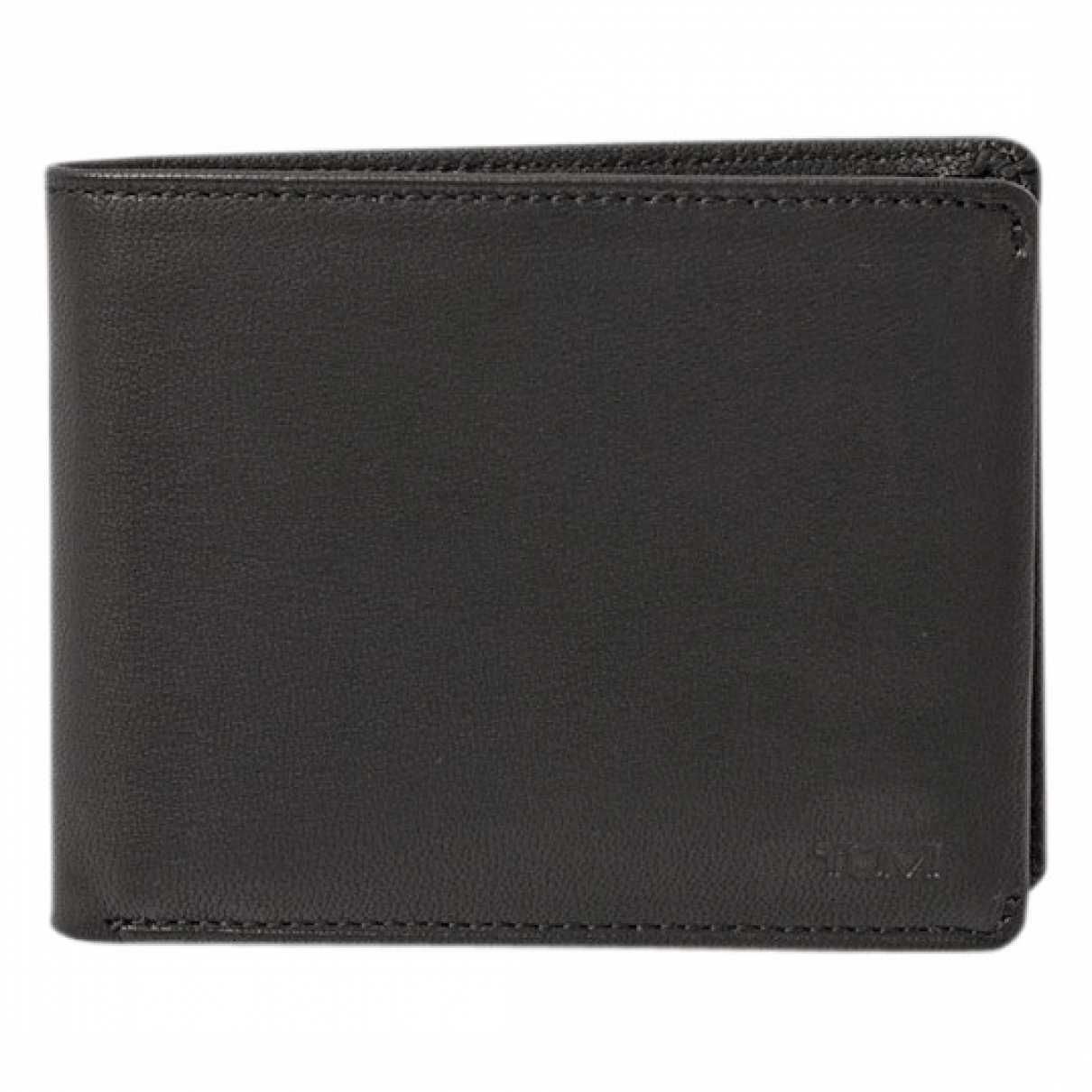 Tumi \N Black Leather wallet for Women \N
