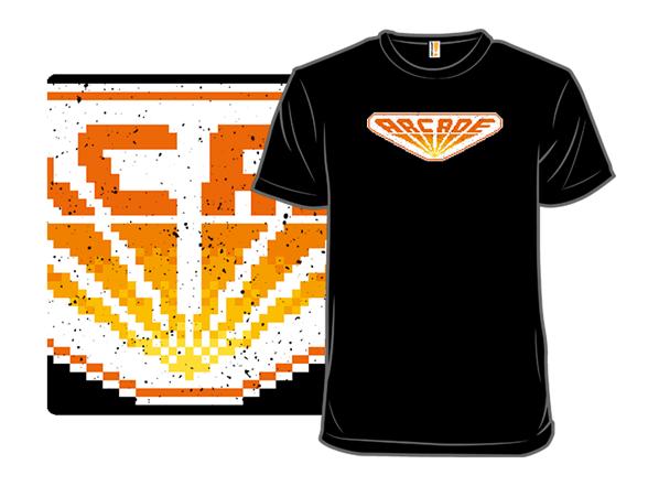 Vintage Arcade T Shirt