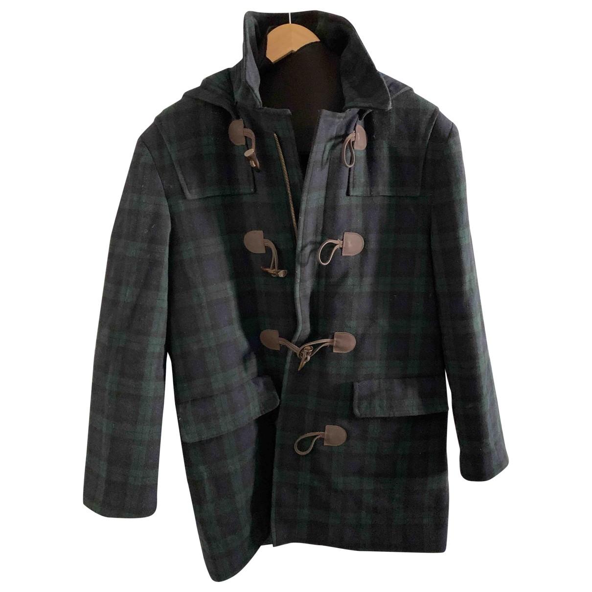 Ralph Lauren \N Green Wool jacket  for Men 50 IT