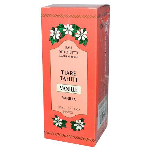 Eau De Toilettes Perfume Vanilla 3.4 Oz by Monoi Tiare